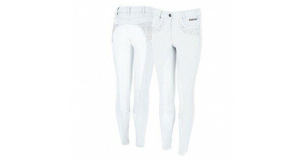 Pikeur Kalotta Grip Breeches white  140cm  best sale