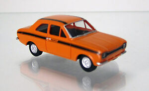 1//87 Wiking Ford Escort Mexiko orange 0203 05