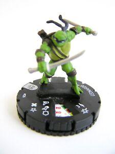 Heroclix teenage mutant ninja turtles - #026 Leonardo-Heroes in a half shell