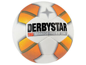 Derbystar Stratos Pro TT Fußball Training-Fussball Gr.5 Teamsport Schule Verein
