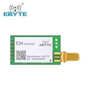 2-4GHz-E34-2G4D20D-Full-Duplex-20dBm-UART-2-4G-Wireless-Transmitter-and-Receiver