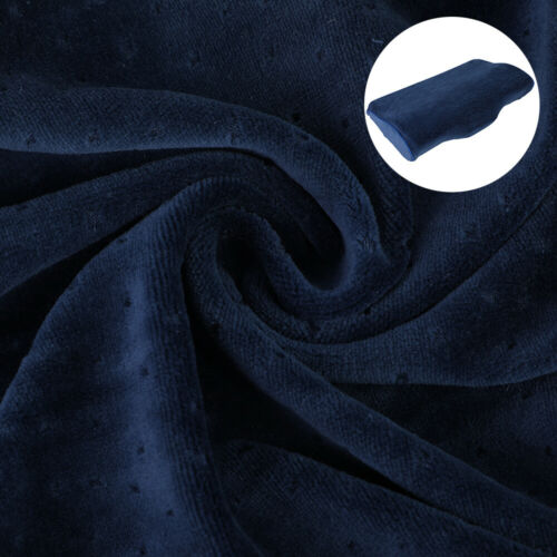 Soft Pillowcases Pillow Cover Decor Home 50x30x9cm Pillow Foam Memory For Case