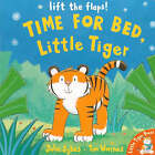 Time for Bed, Little Tiger by Julie Sykes (Board book, 2000)