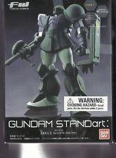 Gundam STANDart #081 MS-05B ZAKU I Black Tri-Star Type Fusion Works Bandai 2014