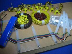 Beleuchtungssockel-Verlege-SET-Spur-H0-TT-N-G-NEU-P