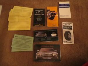 image is loading 2005-chrysler-300-series-factory-owners-manual-supplement-