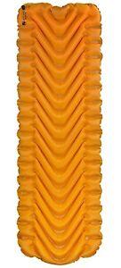 Klymit-Insulated-Static-V-Lite-Orange-Camping-Travel-Sleeping-Pad-BRAND-NEW