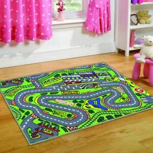 Matrix Kiddy Formula 1 Childrens Rug