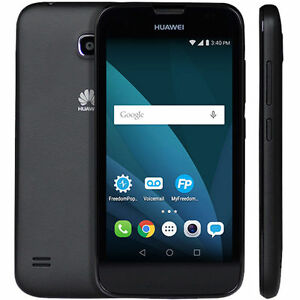 *1GB* FreedomPop Huawei Union 4G LTE Smartphone - 100% FREE Service Every Month!