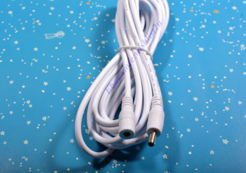 10X 3M 10ft 22AWG IP Camera DC Power Adapter Extension Cable Cord Foscam Wanscam
