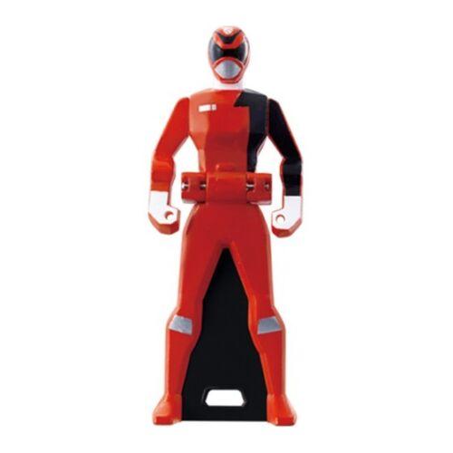 Power Rangers Sentai Key Figure S1 SPD Ranger Space Patrol Delta Red