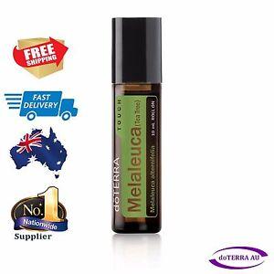 doterra tea tree oil pdf