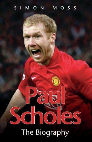 Paul Scholes By Simon Moss