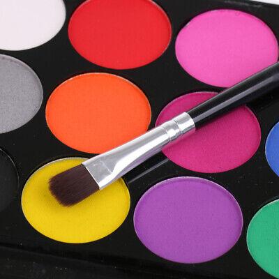 15 Farben Ungiftig Gesicht Malen Palette Gesichtsfarben Körperfarbe