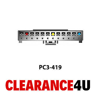 NEW PC3-419 PIONEER 12 PIN TO ISO HEADUNIT REPLACEMENT HARNESS