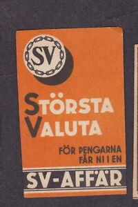 Ancienne étiquette allumette Finlande BN20097 Publicité voCXlUsX-09112304-484353298