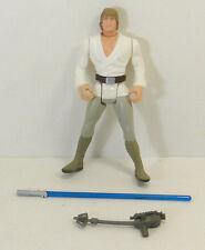 Hasbro Star Wars POTF Luke Skywalker Grappling Hook Action Figure