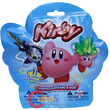 Kirby Backpack Hangers Figures Blind Key Chain Mystery Bag 1pc