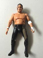 Tna Deluxe Aggression Samoa Joe Wrestling Figure Brand Unused (wwe Wwf Nxt)