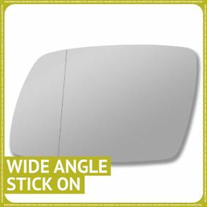 Right Driver side for Citroen C4 04-09 wing mirror glass clip on