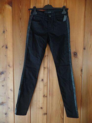 lorraine skinny taille noir Joe's Jean 24 New ZWn1zIa0a