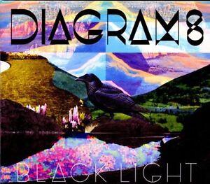 Diagrams-Black-Light-New-amp-Sealed-CD