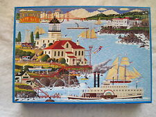 Heronim Hometown Collection Rose Art - POINT BONITA - 1000 piece puzzle - NEW