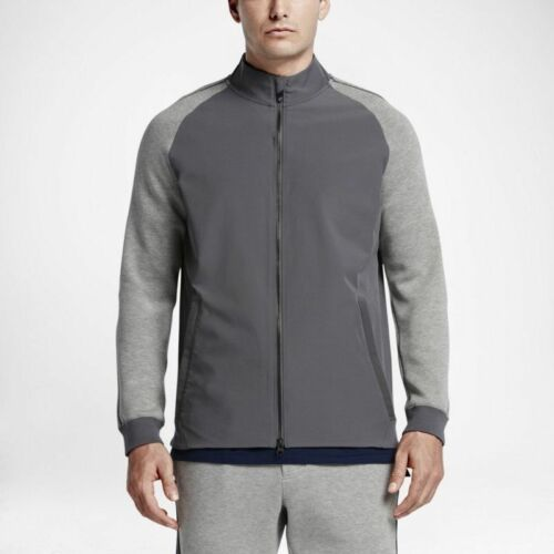021 Xl Jacket 826873 N98 Tennis Federer M Lab L Size Nike Grey Roger Court paH6O