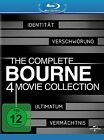 Bourne Collection 1-4 Universal Pictures #z#
