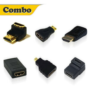 5pcs Hd Port 1.4 Micro Hd Port-d Male To Standard Hd Port-a Female Connector Ada A Great Variety Of Models Toys & Hobbies Radio Control & Control Line
