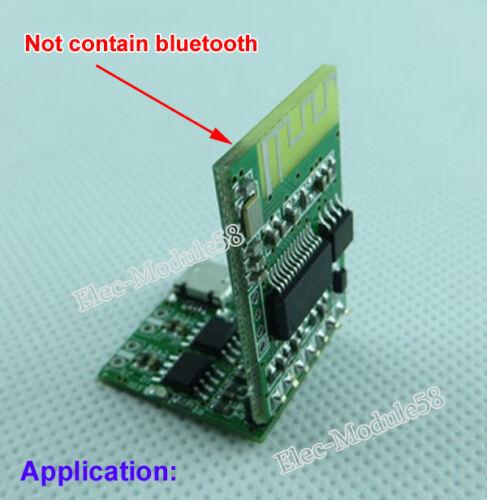 DC 5V Amplifier Board Class D 2*5W USB Power Mini Audio Module DIY Bluetooth AMP