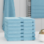 thumbnail 44 - 100-Egyptian-Cotton-Pack-of-2-or-4-Face-Hand-Bath-Towels-Large-Bath-Sheet-Towel