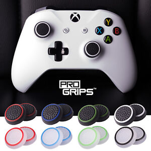 2-x-Pro-Grips-Thumb-Stick-Covers-Grips-Caps-For-Xbox-ONE-360-Controller-Gamepad