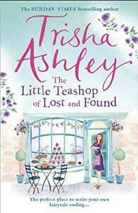 The-Little-Teashop-of-Lost-and-Found-by-Ashley-Trisha-Paperback-Used-Book-Ver