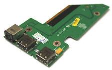 DELL STUDIO 1735 1737 DC SOCKET POWER JACK USB BOARD DA0GM3TH8D0 NU327 0NU327