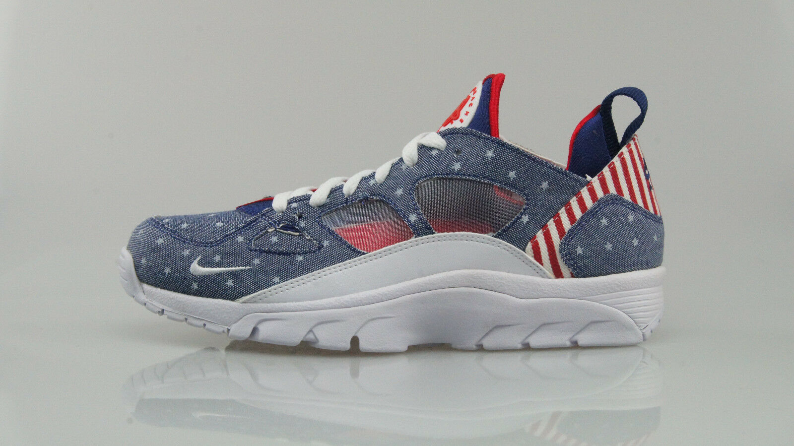 "Zapatos de mujer baratos zapatos de mujer Nike Air Trainer Huarache Low QS ""USA"" Size 41 (8US)"