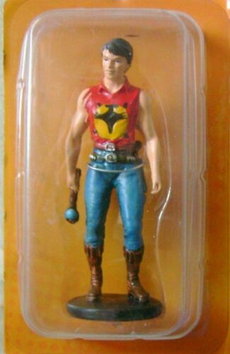 I protagonisti dei fumetti  3D collection  ZAGOR  9 cm Statua Mint in Blister