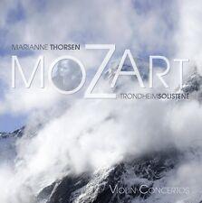 Marianne Thorsen, W.a. Mozart - Violin Concertos [New Vinyl]