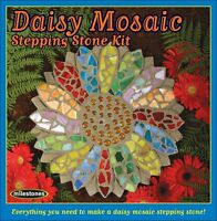 Midwest Products Daisy Stepping Stone Kit For Craftwork , New, Free Shipping on Sale