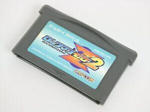 Gameboy Advance Nintendo ROCKMAN ZERO 2 megaman Cartridge Only gbac