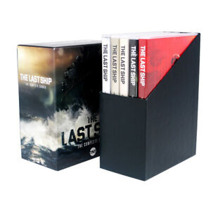 The-Last-Ship-Season-1-5-The-Complete-Series-DVD-15-Disc-Box-Set-US-Seller-NEW