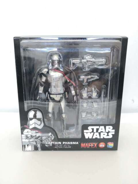 Mafex Captain Phasma Star Wars Force Awakens Action Figure #28