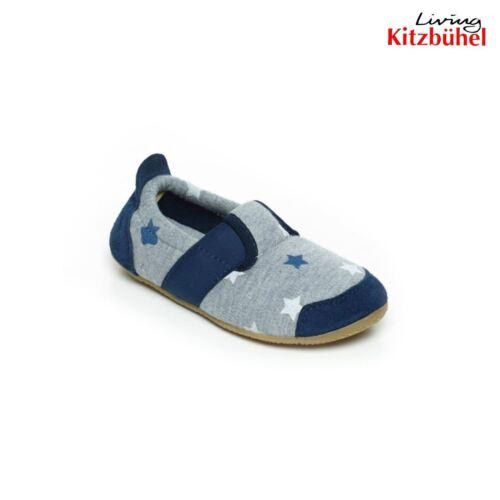 T-Modell Gray Living Kitzbuhel Wool Kids Youth Easy Strap Outdoor Slipper Shoes
