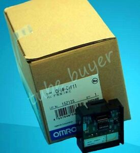 OMRON PLC Module CP1W-CIF11 CP1WCIF11 Original New in Box NIB Free Ship