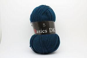 DY-Choice-NOZIONI-DI-BASE-Double-Knitting-DK-lana-FILO-100g-24-benzina