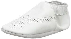 Details Zu Robeez Krabbelschuhe Babyschuhe Socken Größe 19 24 Chic Smart Weiss Taufe