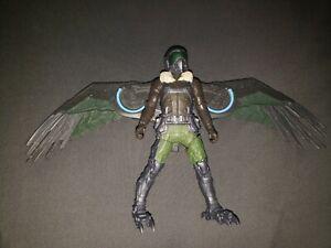 Marvel-LEGENDS-SPIDER-MAN-Heimkehr-MCU-Geier-6-034-Action-Figur-mit-Fluegeln