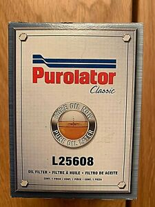 PUROLATOR CLASSIC - L25608 - OIL FILTER-