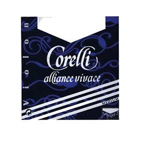 Corelli Alliance Vivace Violin E String 4/4 Loop Medium