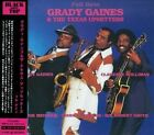 Full Gain by Grady Gaines & The Texas Upsetters (CD, 1988, P-Vine Records)